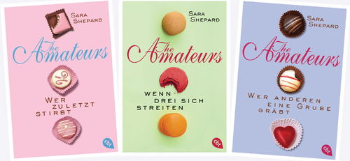 THE AMATEURS Serie von Sara Shepard