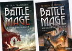 Battle Mage Serie von Peter A. Flannery